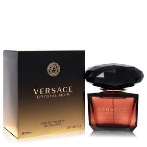 Versace Crystal Noir Perfume by Versace 3 oz EDT Spray for Women