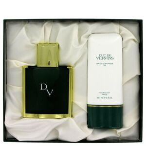 Houbigant Duc De Vervins for Men, Gift Set (4 oz EDT Spray + 5.1 oz Shower Gel)