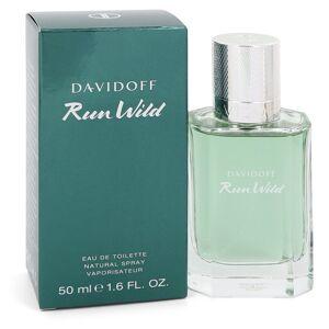 Davidoff Run Wild Cologne by Davidoff 1.6 oz EDT Spray for Men