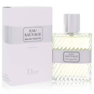 Christian Dior Eau Sauvage Cologne by Christian Dior 1.7 oz EDT Spay for Men