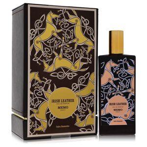 Memo Irish Leather Perfume by Memo 2.5 oz EDP Spray for Women