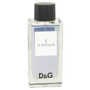 Dolce & Gabbana Le Bateleur 1 Cologne 3.3 oz EDT Spray(Tester) for Men