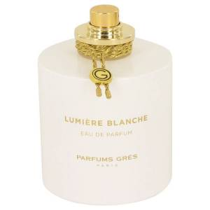 Parfums Gres Lumiere Blanche Perfume 3.4 oz EDP Spray (Tester) for Women