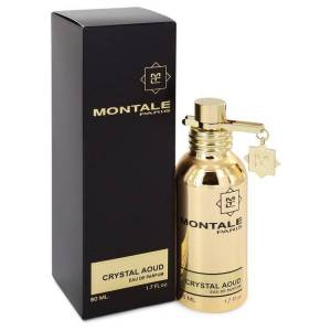 Montale Crystal Aoud Perfume by Montale 1.7 oz EDP Spay for Women