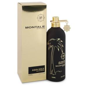 Montale Aqua Gold Perfume by Montale 3.4 oz EDP Spay for Women