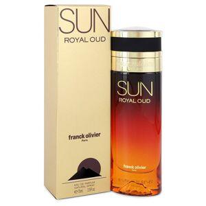 Franck Olivier Sun Royal Oud Perfume by Franck Olivier 2.5 oz EDP Spray for Women