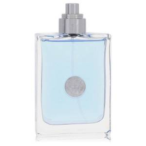 Versace Pour Homme Cologne 3.4  oz EDT Spray(Tester) for Men