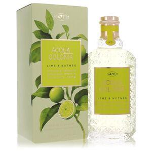 4711 Acqua Colonia Lime & Nutmeg Perfume 5.7 oz EDC Spray for Women