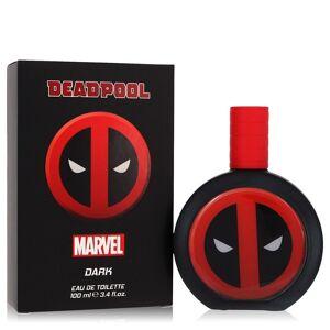 Marvel Deadpool Dark Cologne by Marvel 3.4 oz EDT Spray for Men