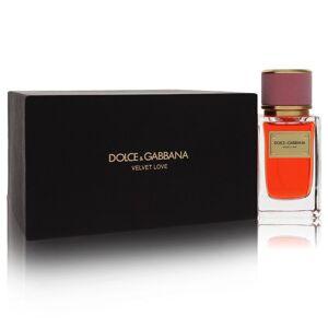 Dolce & Gabbana Velvet Love Perfume 1.6 oz EDP Spay for Women