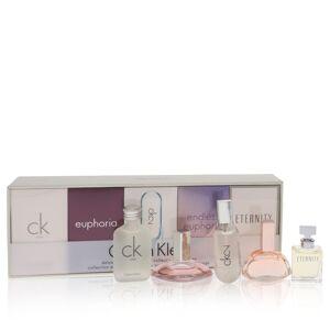 Calvin Klein Ck One for Women, Gift Set (Deluxe Fragrance Collection Includes CK One, Euphoria, CK 2, Endless Euphoria and Eternity)
