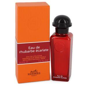 Hermes Eau De Rhubarbe Ecarlate Cologne 1.6 oz EDC Spray for Men