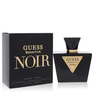 Guess Seductive Noir Perfume by Guess 2.5 oz EDT Spay for Women