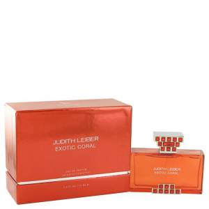 Judith Leiber Exotic Coral Perfume 2.5 oz EDP Spay for Women