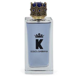 Dolce & Gabbana K By Dolce & Gabbana Cologne 3.4 oz EDT Spray(Tester) for Men