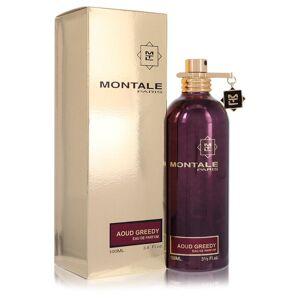Montale Aoud Greedy Perfume 3.4 oz EDP Spray (Unisex) for Women