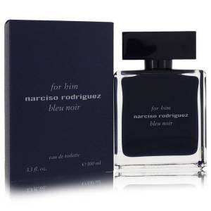 Rodriguez Narciso Rodriguez Bleu Noir Cologne 3.4 oz EDT Spay for Men