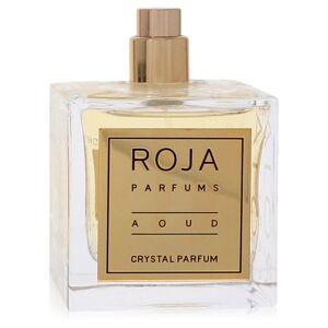 Roja Parfums Roja Aoud Crystal Pure Perfume 3.4 oz Extrait De Parfum Spray (Unisex Tester) for Women