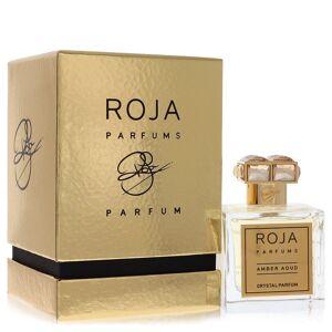 Roja Parfums Roja Amber Aoud Crystal Pure Perfume 3.4 oz Extrait De Parfum Spray (Unisex) for Women