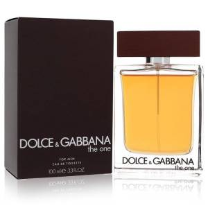 Dolce & Gabbana The One Cologne by Dolce & Gabbana 3.4 oz EDT Spay for Men
