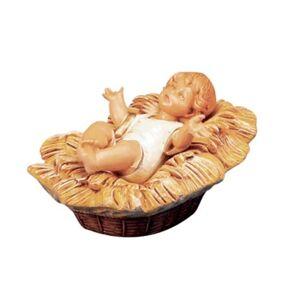"""Roman Inc Fontanini Infant Jesus Figure 7.5"""" Scale"""