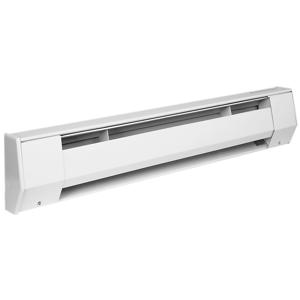 King Electric K Series 240V/1200W Electric Baseboard Heater