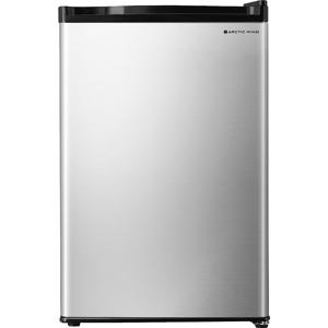 Arctic Wind 3.3 Cu. Ft. Compact Refrigerator - Silver
