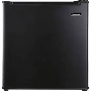 Magic Chef 1.7 Cu. Ft. Energy Star Mini Refrigerator w/ Freezer Compartment - Black