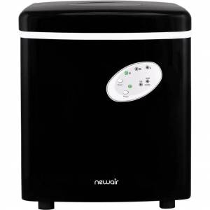 NewAir 28 lb Daily Production Portable Ice Maker - Black