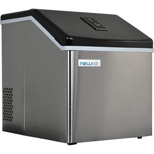 NewAir 40 lb Countertop Clear Ice Maker