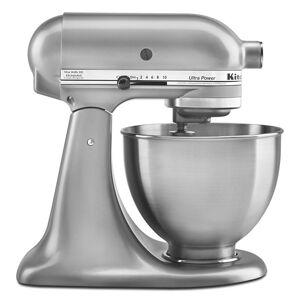 KitchenAid reg; Ultra Power® Series 4.5-Quart Tilt-Head Stand Mixer  - Contour Silver