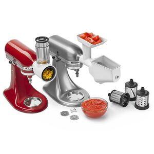KitchenAid Slicer/Shredder + Grinder/Strainer Attachment Pack  - Other