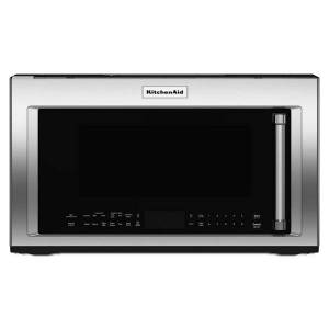 """KitchenAid reg; 1200-Watt Convection Microwave with High-Speed Cooking - 30""""  - Stainless Steel"""