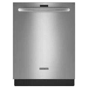 KitchenAid reg; 43 dBA Dishwasher with Clean Water Wash System