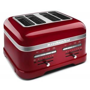 KitchenAid reg; Pro Line® Series 4-Slice Automatic Toaster  - Candy Apple Red