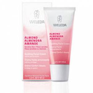 Weleda Almond Soothing Facial Cream 1 oz by Weleda