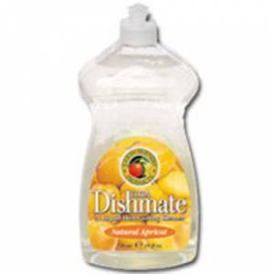 Earth Friendly Ultra Dishmate Liquid Dishwashing Cleaner Natural Apricot 25 oz(case of 6) by Earth Friendly