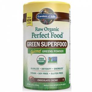 Garden of Life Perfect Food Organic Green Superfood Chocolate 285 g by Garden of Life