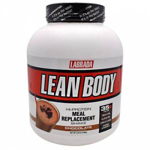 LABRADA NUTRITION Lean Body Vanilla 15.9 lbs(Pack of 80) by LABRADA NUTRITION