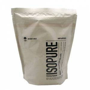 Nature's Best Isopure Whey Unflavored 1LB by Nature's Best
