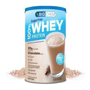Biochem 100% Whey Sugarfree Chocolate 12.5 Oz by Biochem