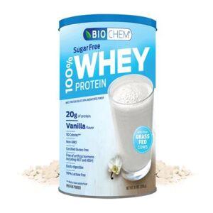 Biochem 100% Whey Protein Sugar Free Vanilla 11.8 Oz by Biochem