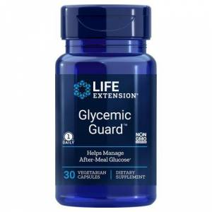 Life Extension Glycemic Guard 30 Veg Caps by Life Extension