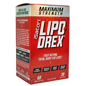 Isatori Lipo-Drex 60 Caps by Isatori