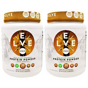 Cytosport Evolve Plant Protein Powder Ideal Vanilla 4 lbs by Cytosport