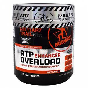 Midway Labs ATP Enhancer Overload Grape 30 Servings by Midway Labs