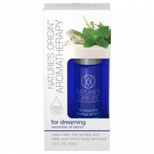 Nature's Origin Aromatherapy for Dreaming Essential Oil Blend Roll-On Roll-On 24 X 15 ml by Nature's Origin