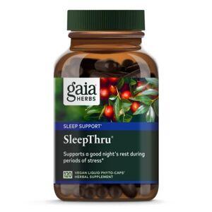 Gaia Herbs SleepThru 120 Count by Gaia Herbs