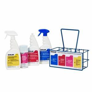 Ecolab Carpet Spot Cleaner Kit Revitalize Liquid 22 oz. / 5 oz. Can / Pump Bottle Scented 1 Kit by Ecolab