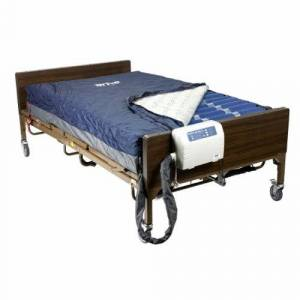 Drive Medical Bariatric Mattress Med-Aire Plus Alternating Pressure 10 X 48 X 80 Inch 1 Each by Drive Medical